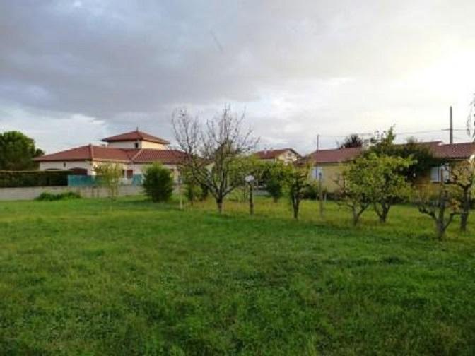 Terrain  380 m² environ Montbrison