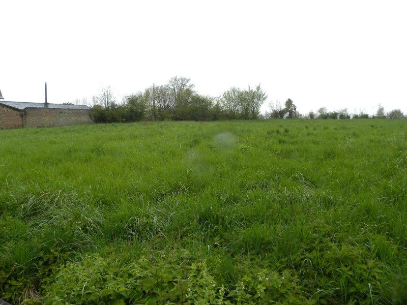 Terrain  1 109 m² environ Bohain-en-Vermandois