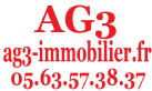 Agence immobilière AG3 Immobilier
