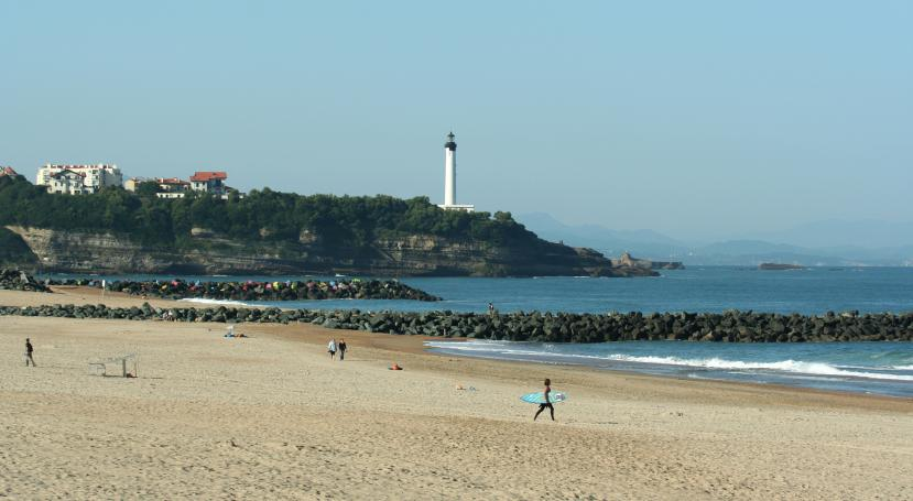 Landes pays basque b arn hautes pyr n es anglet for Agence immobiliere 5 cantons anglet