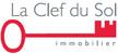 Logo La Clef du Sol Immobilier