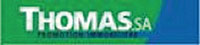 Logo Thomas SA Promotion Immobilière