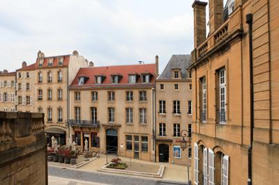 Moselle et meurthe et moselle nord metz un centre d for Appartement atypique metz