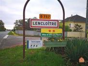 Terrain Lencloitre • 2 175m²