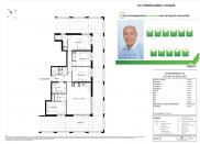 Appartement Bordeaux • 96m² • 5 p.