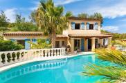 Villa Auribeau sur Siagne • 110 m² environ • 5 pièces