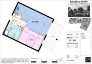 Appartement Guipavas • 43m² • 2 p.