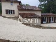 Maison St Martin de Riberac • 128m² • 5 p.
