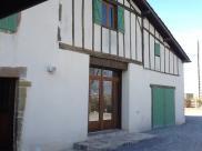 Maison Orthez • 105m² • 4 p.
