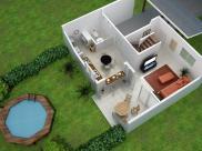 Villa Macouria • 77m² • 3 p.