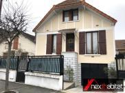 Maison Bondy • 94 m² environ • 6 pièces