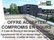 Appartement Marcq en Baroeul • 136m² • 4 p.