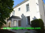 Maison Noyant • 145m² • 7 p.