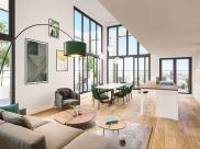 Appartement Bordeaux • 72m² • 3 p.