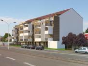 Appartement Chenove • 58m² • 3 p.