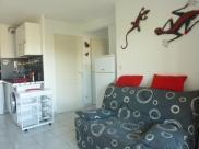Appartement Agde • 29m² • 3 p.