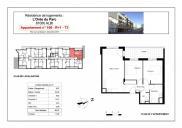 Appartement Albi • 61 m² environ • 3 pièces