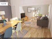 Maison Annoeullin • 110m² • 6 p.