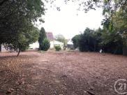 Terrain Fontaine la Guyon • 1 000m²