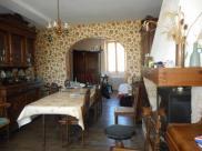 Maison Buxeuil • 90m² • 3 p.