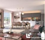 Appartement Allonzier la Caille • 87m² • 4 p.
