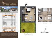 Maison Champanges • 93 m² environ • 5 pièces