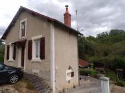 Maison St Florent sur Cher • 73 m² environ • 3 pièces