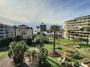 Appartement Cannes • 27m² • 1 p.