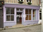 Local commercial Honfleur • 45m² • 3 p.