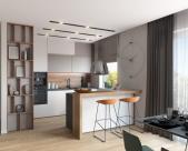 Appartement Marseille 12 • 37m² • 2 p.