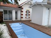 Maison Arcachon • 65 m² environ • 3 pièces