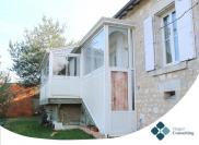 Maison Roullet St Estephe • 108m² • 5 p.