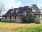 Villa Gardonne • 210m² • 10 p.