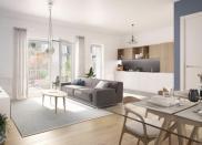 Appartement Clichy • 84m² • 4 p.