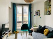 Appartement Paris 12 • 32 m² environ • 2 pièces
