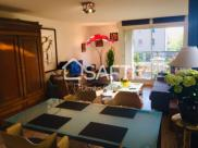 Appartement Wambrechies • 85m² • 3 p.