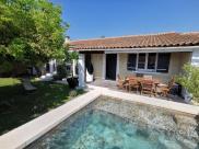 Maison St Remy de Provence • 100m² • 5 p.