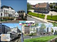 Maison Le Petit Quevilly • 58m² • 3 p.