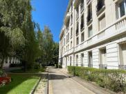 Appartement Paris 16 • 76m² • 3 p.