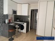 Appartement Paris 15 • 15m² • 1 p.