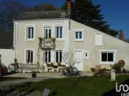 Maison St Florent sur Cher • 115m² • 4 p.