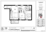 Appartement Bois d Arcy • 64 m² environ • 3 pièces