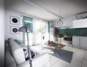 Appartement Montpellier • 24 m² environ • 1 pièce