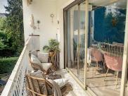 Appartement Cannes • 62m² • 2 p.