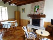 Maison Lignieres • 60 m² environ • 3 pièces