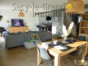 Maison Sacy le Grand • 127m² • 5 p.