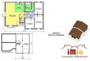 Maison St Germain Laprade • 85m² • 9 p.