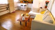 Appartement Paris 18 • 68m² • 3 p.