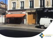 Local commercial Ivry sur Seine • 166m²