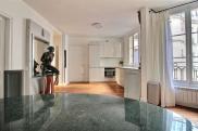 Appartement Paris 06 • 80 m² environ • 3 pièces